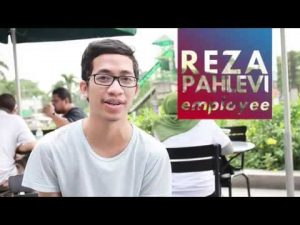 Reza Pahlevi