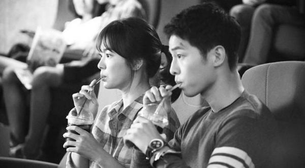 Song Joong Ki & Song Hye Kyo 1