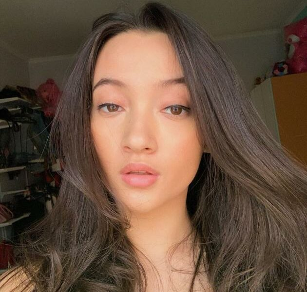 Profil Biodata Megan Domani