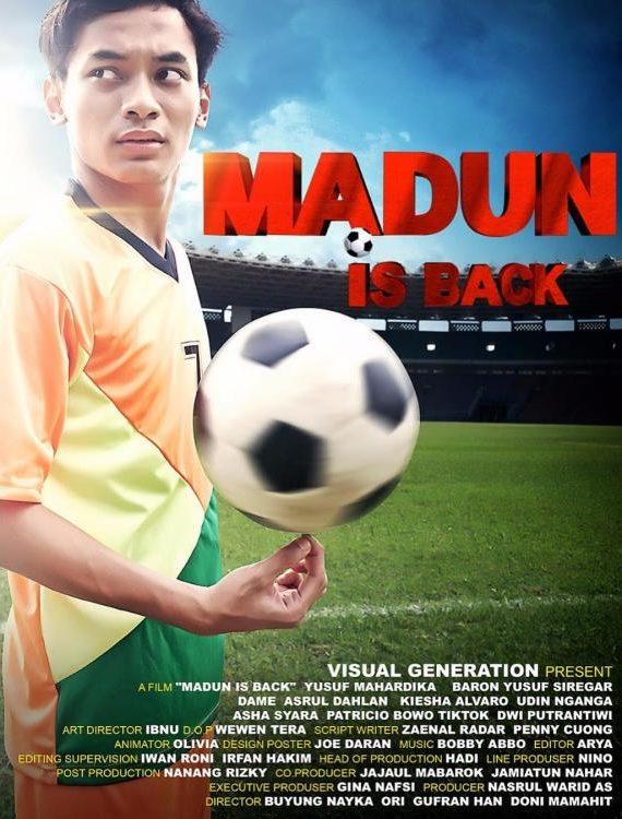 Madun Is Back