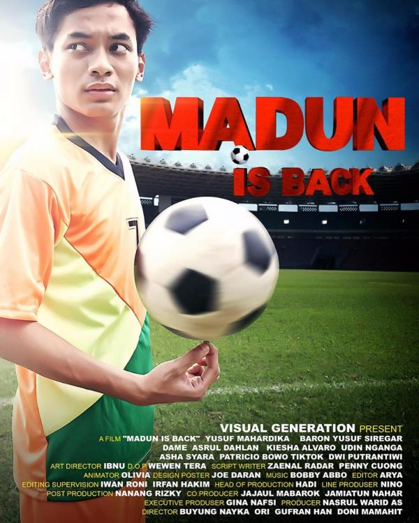 Madun Is Back