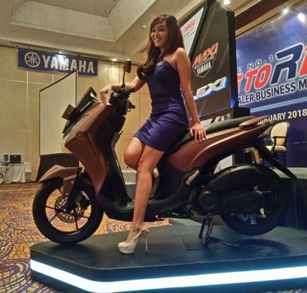 Motor yang Cocok Untuk Wanita