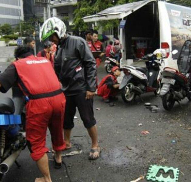 Perawatan Kerusakan Motor