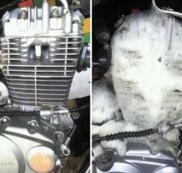 Perawatan Mesin Motor