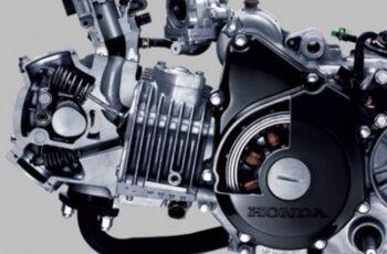 mesin motor
