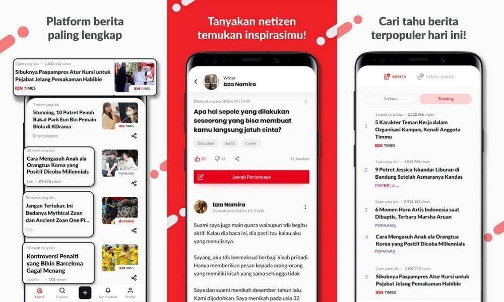Fitur Fitur Dan Kelebihan Idn App