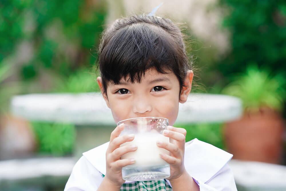 Susu Untuk Kecerdasan Otak Anak