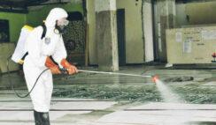 Manfaat Penyemprotan Disinfektan Dari Jasa Profesional